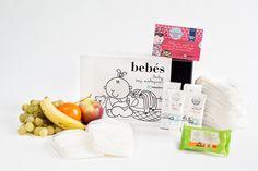 e-canastilla. Baby soy ecológico! Con productos 100% naturales y ecológicos. Incluyen una cesta de fruta ecológica.