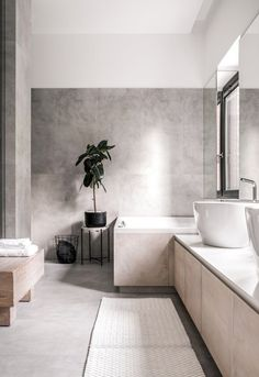 The Zen house is located in the suburbs of Kiev city, on the territory of a cottage village, surrounded by deciduous and pine forests. Zen House Design, Zen Interiors, Best Bathroom Designs, Zen Bathroom Design, Loft Bathroom, Bathroom Ideas, Cocinas Kitchen, Tub Shower Combo, Japanese Interior