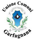 Escudo.Garfagnana:zona bien al norte de la provincia de Luca, lindando ya con otras provincias, como Carrara. De caprignana-pueblito de la Garfagnana-se ven las montañas de Carrara-mármol blanco !! Hermosa vista!!