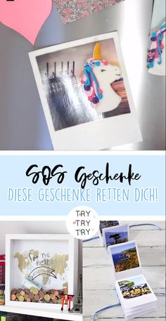 SOS gifts: 16 last minute DIY gift ideas for Easter, birthday or Christmas . - SOS gifts: 16 last minute DIY gift ideas for Easter, birthday or Christmas SOS - Crafts To Sell, Diy And Crafts, Crafts For Kids, Diy Cadeau Noel, Navidad Diy, 242, Ideias Diy, Make A Gift, Diy Weihnachten