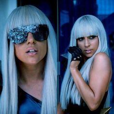 Lady Gaga (Poker Face) Find more at pinterest-anichamola