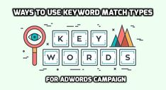 Best Ways to Use Keyword Match Types for AdWords Campaign