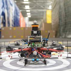 Watch DARPA's tiny drone do 45 MPH indoors, autonomously