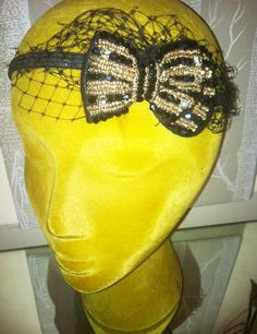 New Headbands Inspired by the Jazz Singers of the 1920's.  -Victoria Spivey.