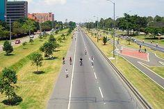 Biking on Sunday American Games, Bike Path, South America, Panama, Adventure, Country, Happy, Travel, Beautiful