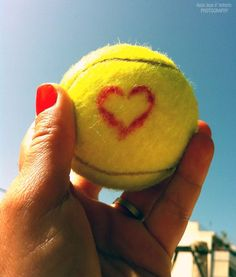 We love tennis!
