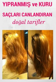 Recipes Revitalizing Damaged Dry Hair- Yıpranmış Kuru Saçları Canlandıran Tarifler If your hair is worn or dry, 10 natural recipes will revive this page! Beauty Care, Beauty Skin, Beauty Hacks, Hair Beauty, Beauty Makeup, Hair Masks For Dry Damaged Hair, Dry Hair, Macadamia Hair Products, Oily Scalp