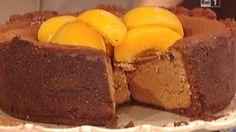 La prova del cuoco, cheesecake al cioccolato e caffè di Ambra Romani | LaNostraTv