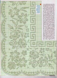 Kira scheme crochet: Scheme crochet no. 546