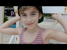 Justin Bieber- Beauty And A Beat (Cover by 10 yr. old JohnnyO) (+playlist)