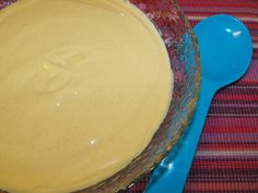Mousse de lima e canela by a galinha maria, via Flickr