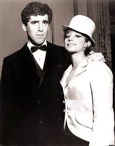 Image result for barbra Streisand with Elite Gould