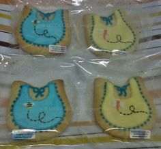 fancy cookies for aqiqah - bip with bugs template