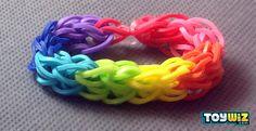rainbow loom patterns | Rainbow Loom Band - New Pattern? | Flickr - Photo Sharing!