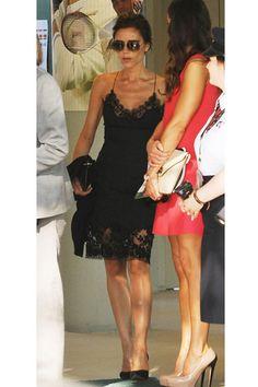 Mr. Blasberg's Best-Dressed List: Victoria Beckham in Louis Vuitton
