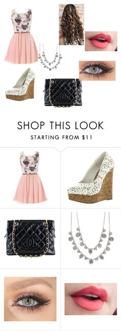 """Untitled #43"" by maya-03-b on Polyvore featuring Chanel and Givenchy"