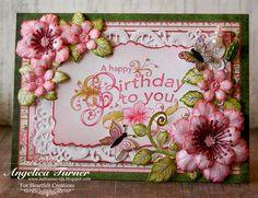 A Happy Birthday {Heartfelt Creations}