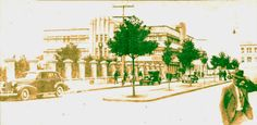 Curitiba Naqueles Idos: Correios, Rua Presidente Faria Data: 19/07/1940. Foto: Domingos Foggiatto. Acervo: Cid Destefani. Gazeta do Povo, Coluna Nostalgia (12/05/1991)