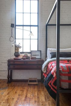 Loft With A Mix Of Styles Periods And Materials 27