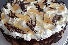 Gewittertorte Thunderstorm of lissa Thunder Cake, Homemade Pancakes, Pancakes Easy, Easy Smoothie Recipes, Snack Recipes, Nutella Cupcakes, Best Pancake Recipe, Chocolate Chip Pancakes, Nutella Recipes