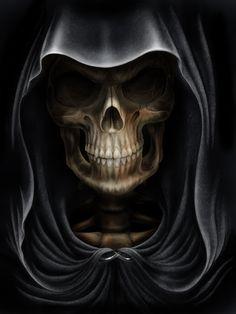 Death - Original Version by AndrewDobell.deviantart.com on @deviantART