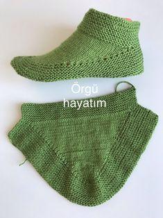 Best 11 Crochet Ideas For Slippers, Boots And Socks – Diy Rustics – SkillOfKing. Crochet Socks, Knitting Socks, Crochet Stitches, Crochet Baby, Crochet Bikini, Knit Crochet, Knitted Baby Socks, Baby Knits, Crochet Granny