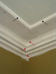 woodfever.net: Dining room crown molding