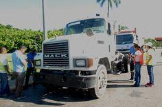 OTTT respalda operativo colocación cintas reflectivas a camiones   NOTICIAS AL TIEMPO