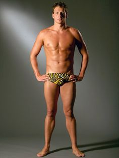 Mmm Ryan Lochte. Swimming is way to underestimated as a sport