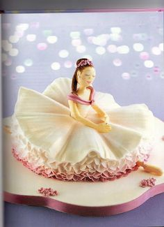 Debbie Brown's 'Sugar Plum Fairy' Cake