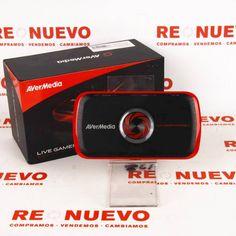#Capturadora #PS3 #AVERMEDIA PORTABLE E270626 de segunda mano | Tienda online de segunda mano en Barcelona Re-Nuevo #segundamano