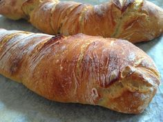 Ciabatta, Yams, Baked Goods, Food To Make, Bakery, Food And Drink, Bread, Diet, Recipes
