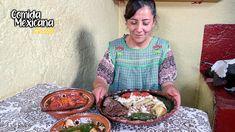 Enchiladas, Mexican Food Recipes, The Creator, Healthy, Desserts, Youtube, Pork Loin, Ranch, Postres