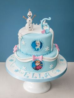 Birthday cakes for Girls -   the Cake Works cake maker for Darlington and the North East