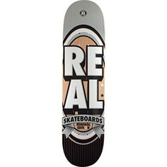 Real Renewal Stack Lg Deck 806 Silver Assembled as COMPLETE Skateboard -- Check out this great product.