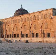 Masjid Al Aqsa, Jerusalem - المسجد الأقصى