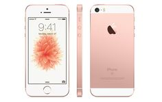 Nouvel iPhone SE Rose