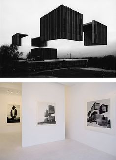 Variations on a Dark City and Other Works by Espen Dietrichson | Inspiration Grid | Design Inspiration