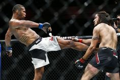 Thiago Santos predicts first-round KO of Nate Marquardt...      Nate Marquardt is scheduled to fight in Brazil for the first time on May 14, and fellow UFC middleweight Thiago Santos predicts a quick night for him.  Coming off impressive wins over Elias Theodorou, Steve Bosse and Andy Enz in 2015, the Brazilian fighter expects Marquardt to avoid a......http://bit.ly/1TF47N6