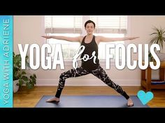 How To Tackle Yoga Music Yoga For Focus & Productivity 10 min practice Yoga Routine, Planet Fitness Workout, Yoga Fitness, Yoga Sequences, Yoga Poses, Fun Workouts, At Home Workouts, Morning Workouts, Workout Tips