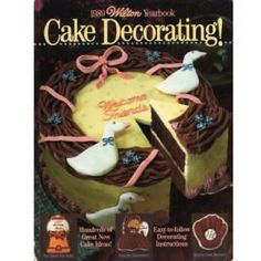 1989 Wilton Yearbook of Cake Decorating.
