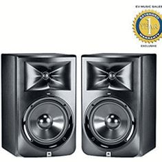 JBL Two-Way Powered Studio Monitor (Pair) with 1 Year Free Extended Warranty Look Good Feel Good, 1 Year, Monitor, Studio, Free, Top, Study, Crop Tee