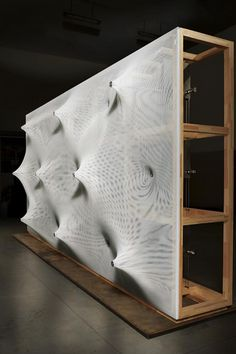Kinetic Wall|Barkow and Leibinger | Arch2O.com