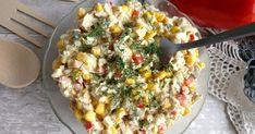 Pyszna, niedroga i szybka do przygotowania sałatka z tuńczyka. Można ją przygotować na kolację, przeróżne domowe uroczystości, spotkania ze ... Macaroni And Cheese, Ethnic Recipes, Food, Mac And Cheese, Essen, Meals, Yemek, Eten