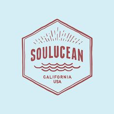 Soulucean by Stuart Smythe, via Behance