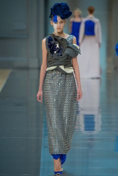 Maison Margiela Fall 2015 Couture Fashion Show: Complete Collection - Style.com