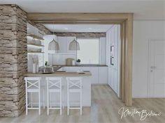 Ďalšia krásna kuchyňa z mojej dielne :) #interiesnov #dizajner #dizajn #house #kuchyna #kitchendesign #kitchen #3dnavrh #3dvisualisation… Kitchen Island, Divider, Table, Room, House, Furniture, Home Decor, Kitchens, Island Kitchen