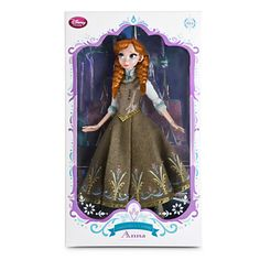 Limited Edition Anna Doll - Frozen - 17''