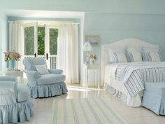 so soothing ... great color for bedroom! love this.