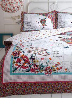 Hot air balloon bedding set - bedding sets - bedding sets - Bed Linen - Home, Lighting & Furniture